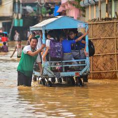 Nagaland flood: CM Neiphiu Rio writes to Modi seeking financial assistance for the rain-hit state