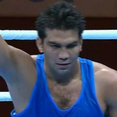 Asian Games boxing: Manoj Kumar breezes into round of 16, Gaurav Solanki stunned