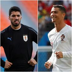 Preview: Ronaldo, Suarez eye World Cup glory as Portugal gear up for Uruguay test