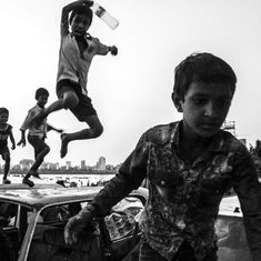 The 'reckless kids' of Mahim win a street photographer a prestigious international award