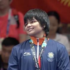 Asian Games 2018: Wrestler Divya Kakran clinches bronze