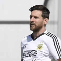 Lionel Messi again left out of Argentina squad for friendlies against Mexico