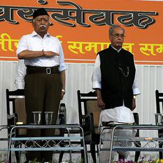 The big news: RSS condemns Pranab Mukherjee's fake photo from Nagpur event, and 9 other top stories