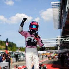 Jehan Daruvala claims first Formula 3 win of the season with pole to flag victory at Spa