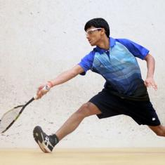 Western Slam Junior Squash tournament: Top seed Yash Fadte, unseeded Neel Joshi reach quarters