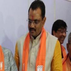 Gujarat: Shankarsinh Vaghela's son Mahendrasinh Vaghela joins BJP