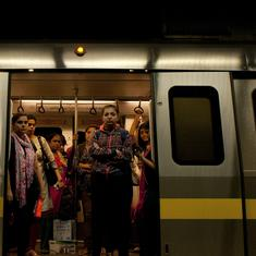 Delhi Metro is second-most unaffordable in the world, shows study
