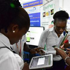 Africa's offline gender gap is getting replicated online