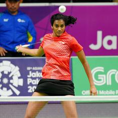 Asian Games: Silver for PV Sindhu after straight-games loss to top seed Tai Tzu Ying