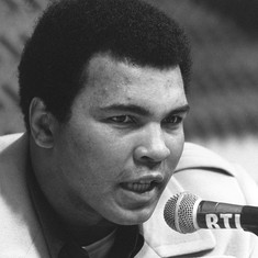 Goodbye Muhammad Ali, symbol of Black protest (and three-times world heavyweight boxing champion)