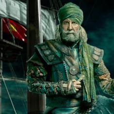 Meet Amitabh Bachchan as Khudabaksh in 'Thugs of Hindostan'