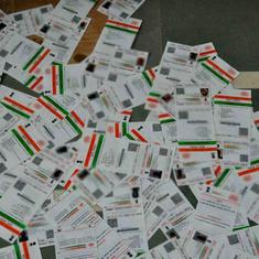 UIDAI warns citizens against sharing Aadhaar number in public