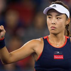 After Wuhan Open upsets, China's rising star Wang Qiang looks to follow in Li Na's footsteps