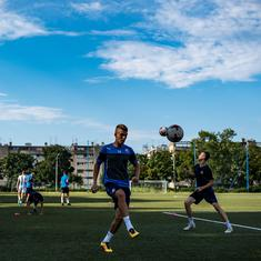 Croatia: The Dinamo Zagreb model of making a professional footballer