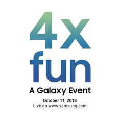 Samsung confirms 'Galaxy Event' for October 11th, new smartphone expected