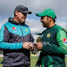 Pakistan coach Mickey Arthur asks PCB to sack Sarfaraz Ahmed as captain: Report