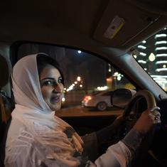 Videos: The historic moment when women from Saudi Arabia took the wheels for the first time
