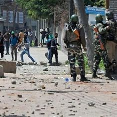 Violent bye-polls in Srinagar saw lower turnouts than even the militancy-hit 1990s