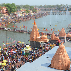 Extravagance in the time of drought: Why Chouhan opened up the Madhya Pradesh treasury for the Kumbh