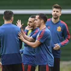 'We can't afford to relax': Spain coach says team approaching Morocco tie with 'eyes open'