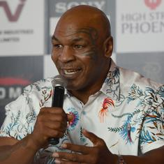 I think the poorer you are the better boxer you are, says former world champion Mike Tyson