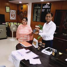 Inter-faith couple passport row: Woman's address is wrong, say UP Police
