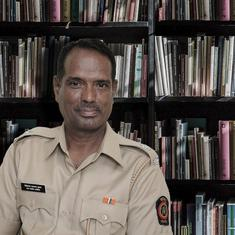 How a former officer of the Mumbai police became its most prolific historian
