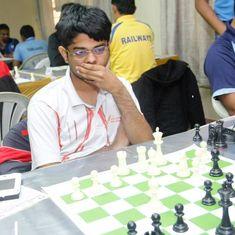 Chess: Srinath Narayanan wins Kolkata Open after earning draw against Shyam Sundar