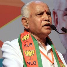 Karnataka elections: Yeddyurappa says BJP will win over 120 seats, Siddaramaiah rejects exit polls