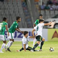 SAFF Cup: Nepal drub Bhutan 4-0, Bangladesh beat Pakistan 1-0