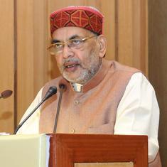 किसान आंदोलन के बारे में विवादित टिप्पणी के लिए कृषि मंत्री राधा मोहन सिंह के खिलाफ मामला दर्ज
