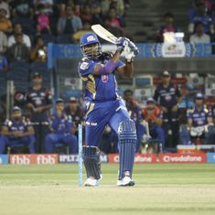 'We change the momentum in the next game': Pollard backs Mumbai to get their act together