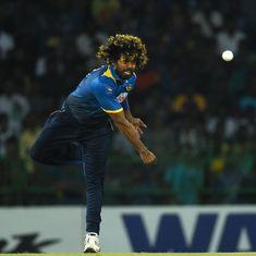Lasith Malinga's hat-trick goes in vain as Bangladesh beat Sri Lanka to level T20I series 1-1