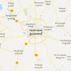 Hyderabad: At least two die after heavy rain, over 160 trees uprooted