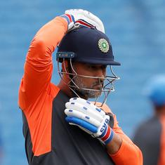 MS Dhoni might play for Vijay Hazare Trophy after Jharkhand qualifies for quarter-finals
