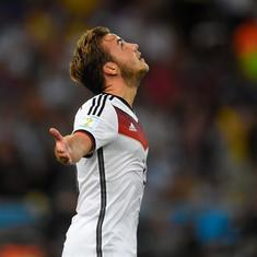Messi comparisons gone wrong: Mario Goetze's descent into hell after 2014 World Cup dream goal