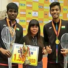 Chirag Shetty-Satwiksairaj Rankireddy clinch Vietnam Open Challenger for first title of the season
