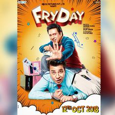Govinda's 'Fryday' sets an October release date