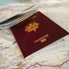 How passports evolved to help governments regulate the movement of people