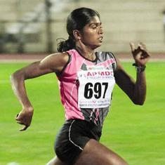 Athletics: Tintu Luka out of Asian Games after failing to recover from heel injury