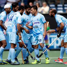 Champions Trophy hockey: India thump Pakistan 4-0 in Harendra Singh's first game as coach