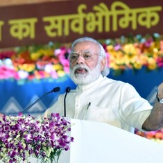 In Uttar Pradesh, Narendra Modi asks people to choose development over casteism and nepotism
