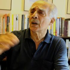 The Rafale interview with Arun Shourie: Modi was embracing Hollande then. Is he a liar now?