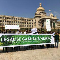 A silent movement for the legalisation of cannabis is spreading across India