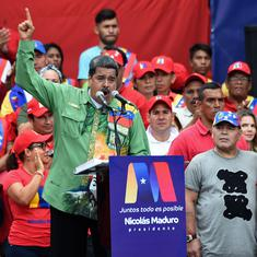 Why most Venezuelans may not vote in this month's presidential election