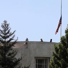 Turkey: Shots fired at US embassy in Ankara, no casualties reported