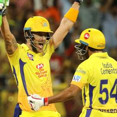 'In yellow, even a South African doesn't choke': Twitter reacts to CSK's thrilling win against SRH
