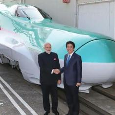 Bullet train project: Gujarat government doubles compensation for acquisition of urban farm land