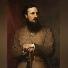How a sadistic British imperial officer came to be worshipped as a living god in India