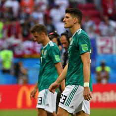 Data check: Germany's worst performance at a Fifa World Cup explained in three charts
